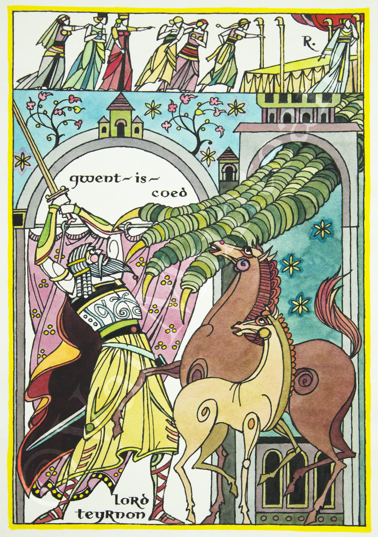 Folk Tales from Wales
