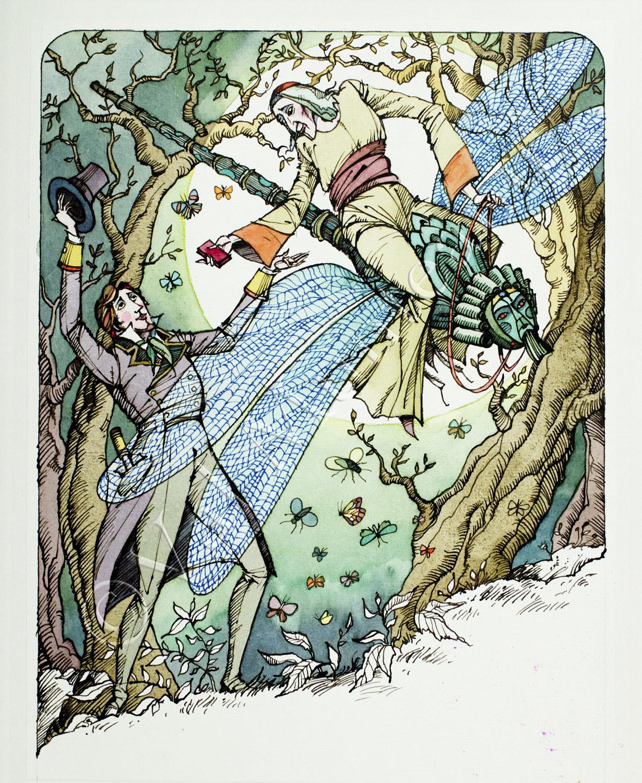 The Dwarf named Zahes